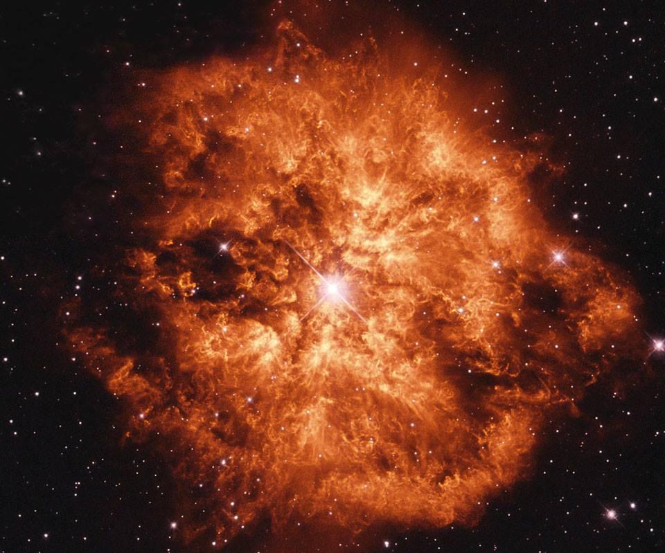 2022: Red Nova visibile ad occhio nudo dalla Terra