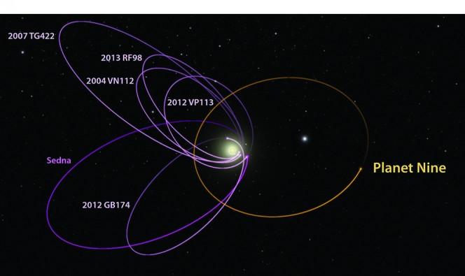 Se Planet 9 ci rendesse meno speciali