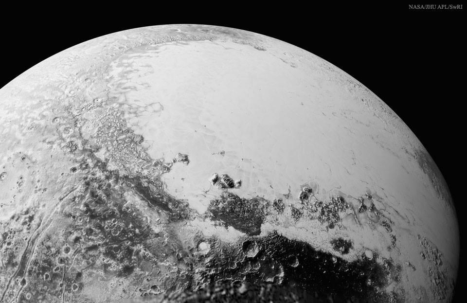 Plutone: ecco come si è formata la Sputnik Planitia