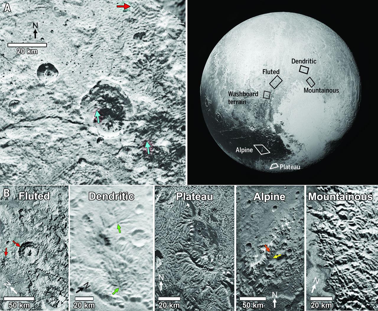Plutone sotto i riflettori – Parte V: la geologia