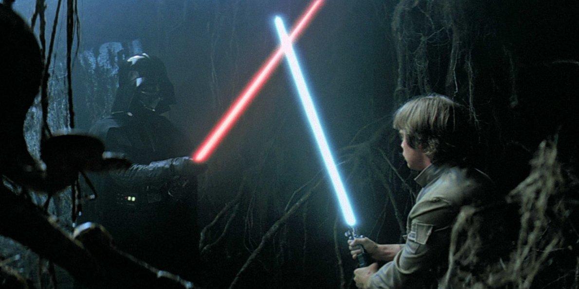 Sono le spade laser davvero laser?