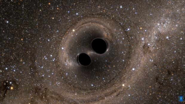 Se i buchi neri rendessero meno oscura la materia