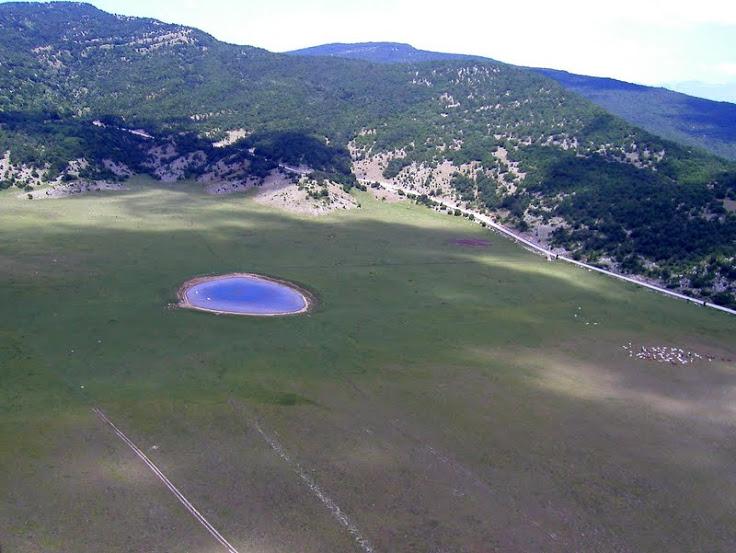 Un cratere meteorico in Abruzzo… O forse no?