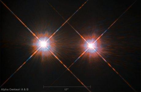 Accordo Milne-ESO: il VLT cercherà pianeti abitabili attorno ad Alfa Centauri
