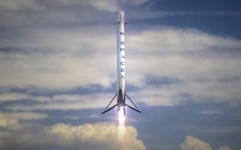 L'atterraggio del primo stadio del Falcon9 – Rivoluzione nel modo di concepire le missioni spaziali.