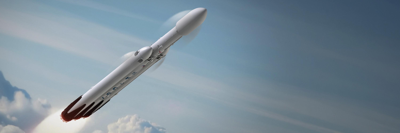 SpaceX: Il Falcon Heavy