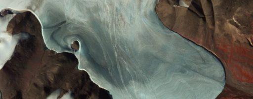I ghiacciai pedemontani dell'isola di Ellesmere