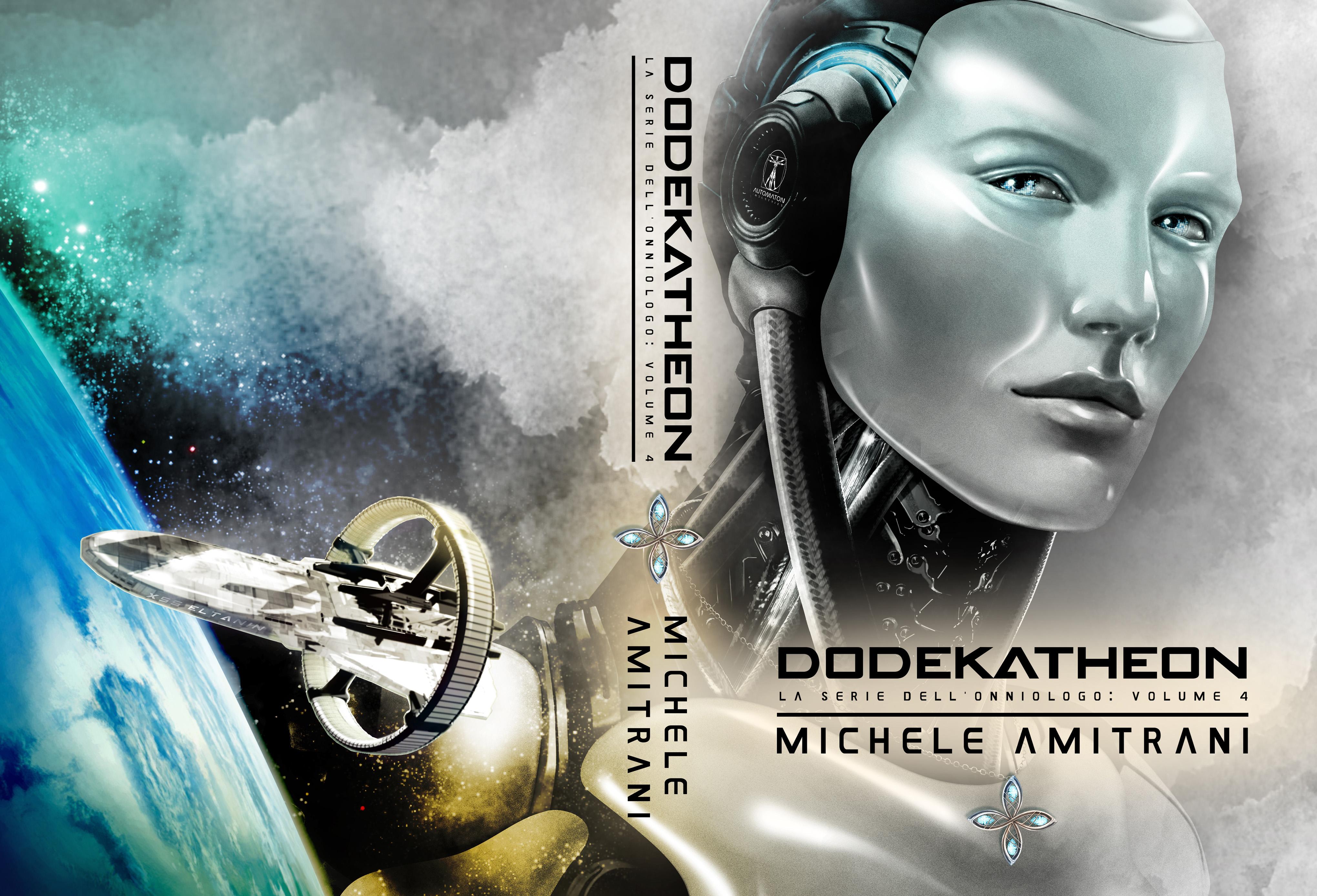 Dodekatheon: ecco la copertina in esclusiva del 4° capitolo dell'Onniologo