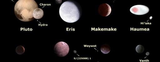 Scoperta una nuova luna nella fascia di Kuiper