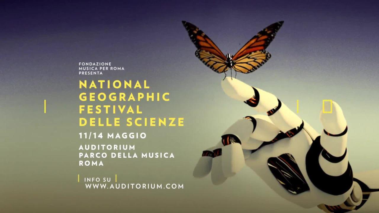 Nat Geo Festival delle Scienze: il programma dell'evento a Roma