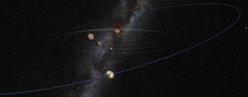 Non c'è 9 senza 10: il Sistema Solare oltre Planet 9