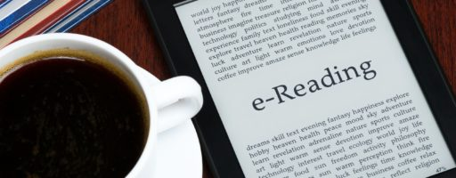La fisica dell'E-ink, l'inchiostro degli ebook reader