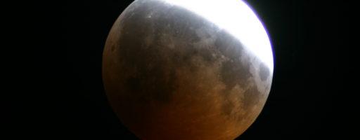 Eclissi parziale di Luna – 7 Agosto 2017