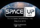 SpaceUp: la Non-Conferenza sbarca a Pisa il 5 e 6 Maggio