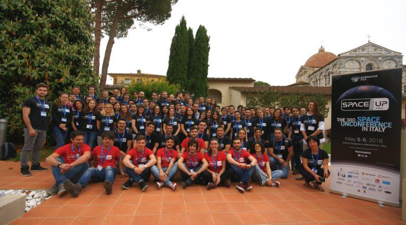 SpaceUp 2018: resoconto della non-conferenza pisana