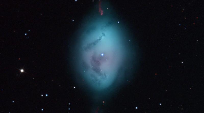La Nebulosa Uovo di Pettirosso