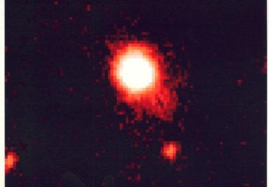 Un buco nero da record