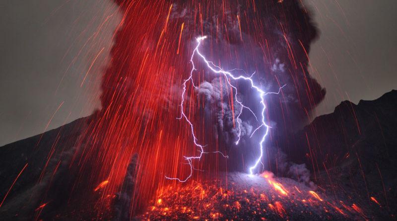Vulcani e fulmini