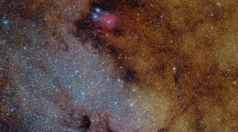 M24, la nube stellare nel Sagittario