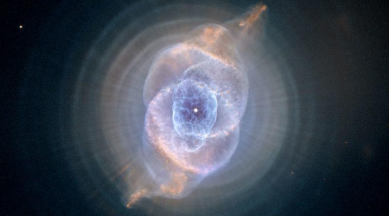 La Nebulosa Occhio di Gatto secondo Hubble