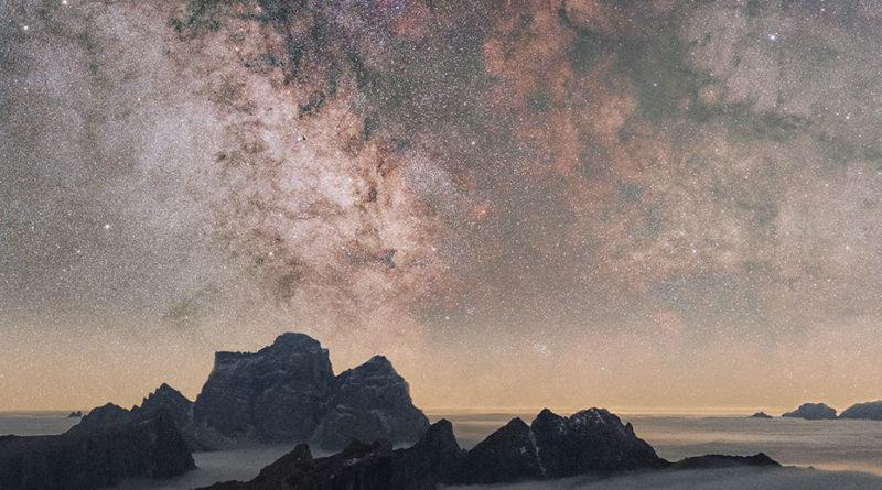 Nuvole del Cielo e della Terra