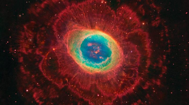 La Nebulosa ad anello da HST, LBT e Subaru