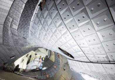 Wendelstein 7-X uno Stellarator da Record