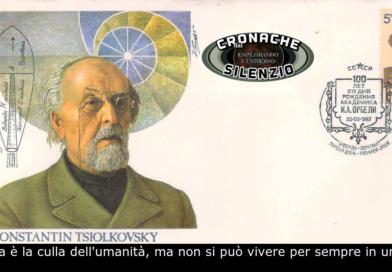 Konstantin Ė. Tsiolkovsky: 161 anni dalla nascita