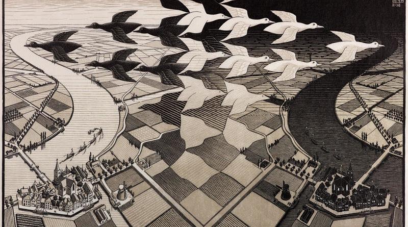 Le figure impossibili: un pensiero di Penrose e l'arte di Escher
