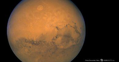 Misurare il tempo e lo spazio su Marte