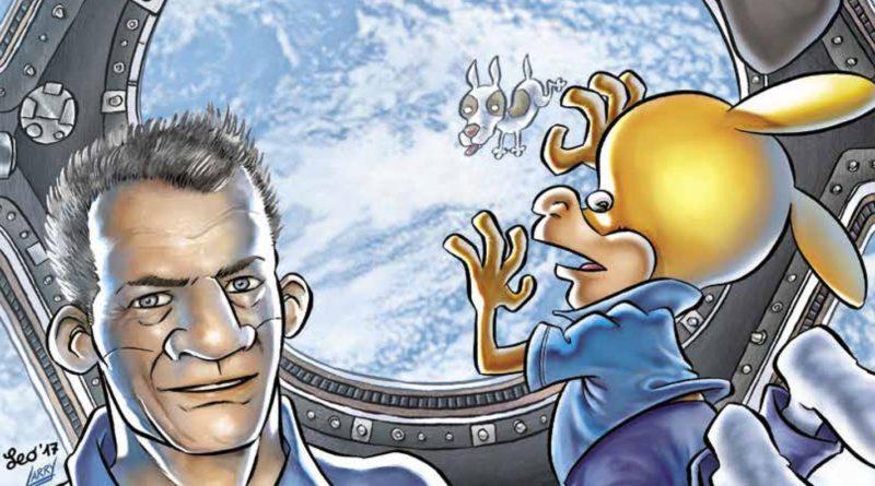 C'è Spazio Per Tutti, Rat-Man arriva sull'ISS – Recensione del fumetto
