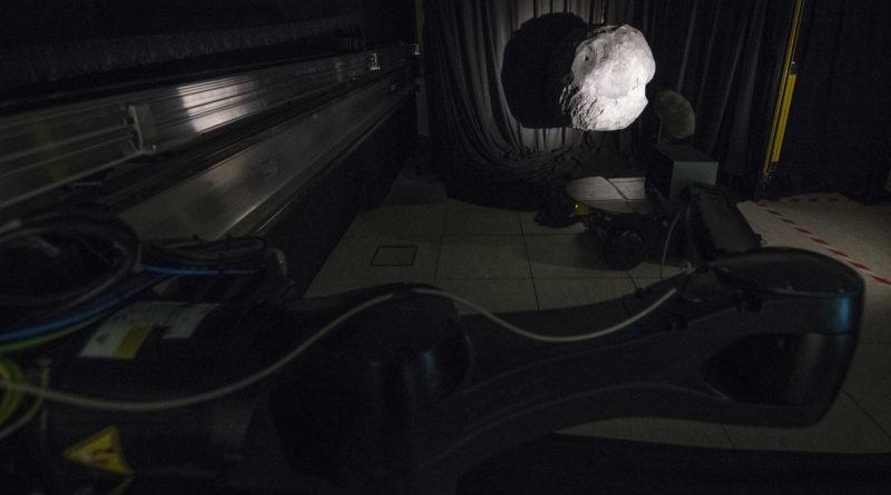 La camera oscura e la missione Hera