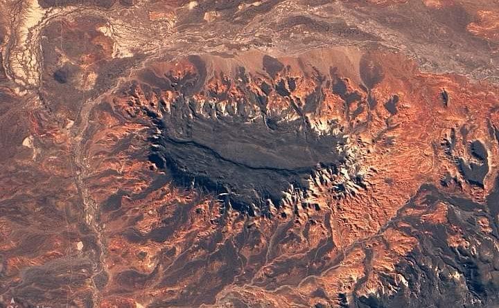 Una distesa di lava dalla preistoria