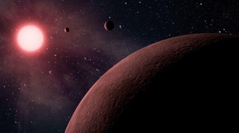 La stella solitaria più vicina alla Terra ed il suo pianeta
