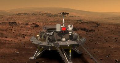 Anche la Cina sogna Marte