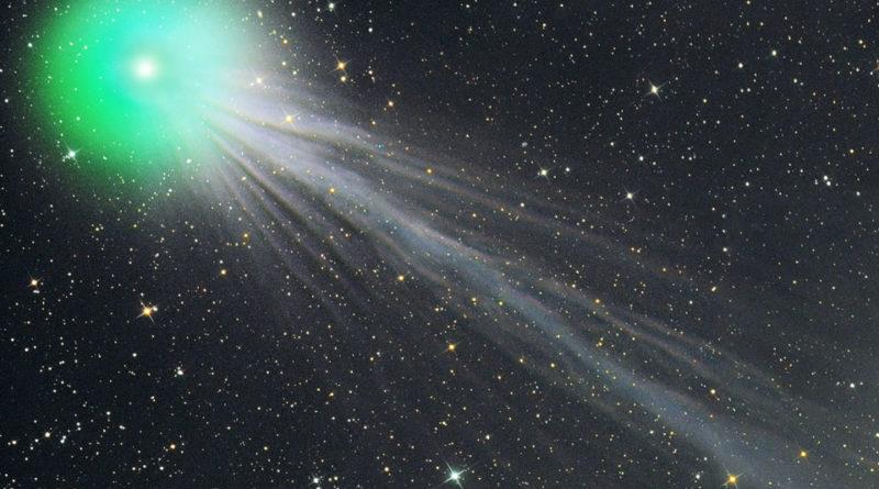 La cometa Lovejoy