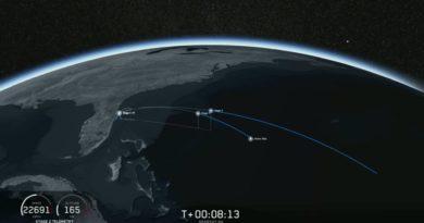L'Arabsat-6a: La prima missione commerciale del Falcon Heavy