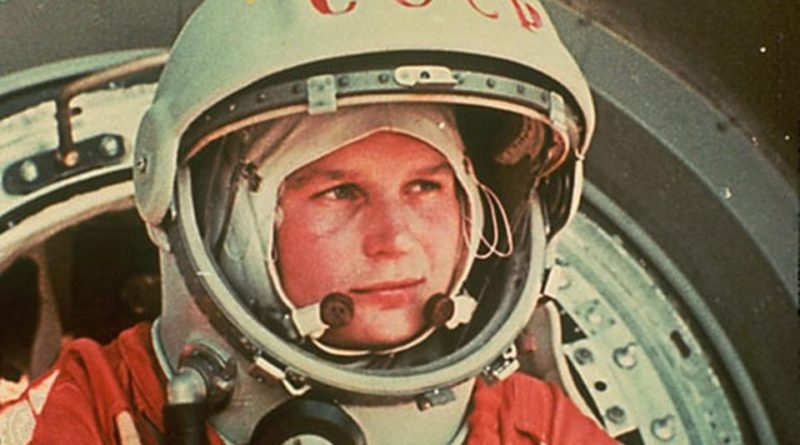 I 56 anni di Tereškova