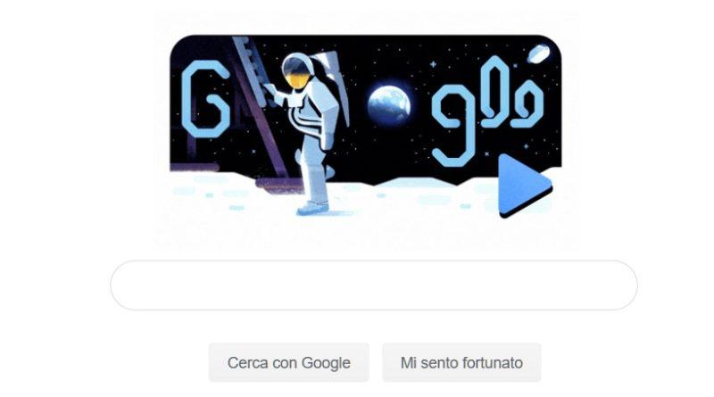 Il racconto di Michael Collins secondo Google