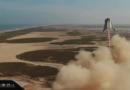 StarHopper: Il primo grande balzo di 150 metri!