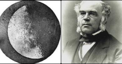 Brevi cenni storici sulla nascita dell'astrofotografia
