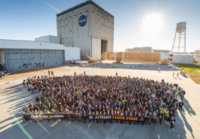 Completato il primo stadio dello Space Launch System