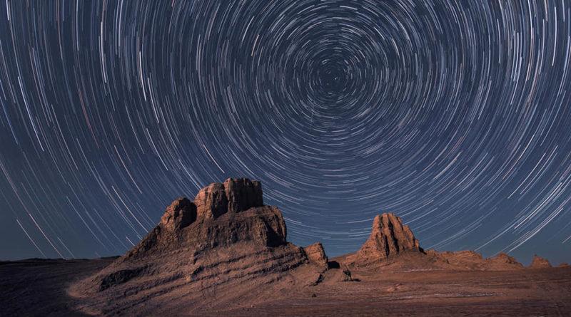 Su Marte c'è una stella polare?