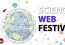 Nasce il Science Web Festival, il festival della scienza ai tempi del Coronavirus