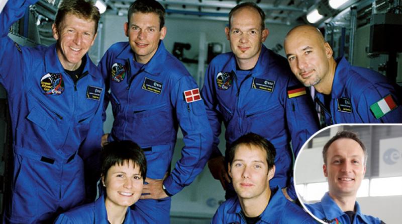 #SpaceConnectsUs, pomeriggio con gli astronauti
