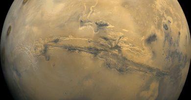 Storia dell'Esplorazione di Marte