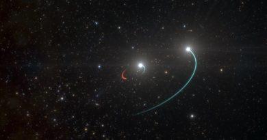 Scoperto il buco nero più vicino alla Terra