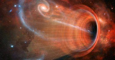 Stella di Planck: cosa c'è in fondo a un buco nero?