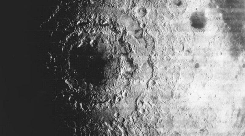 Il cratere più antico sulla Luna