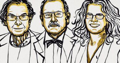 Tre Nobel (e mezzo) per i Buchi Neri